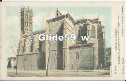 PAMIERS - Cathédrale Saint-Antonin (Façade Sud) - Collection De La Solution Pautauberge - 6è Série - Pamiers