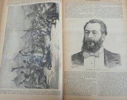 LE VOLEUR1891N°1751: PARIS MORT DU BARON HAUSMANN ET LEO DELIBES/AFRIQUE VOYAGE CAPITAINE BINGER/FREETOWN - Zeitungen
