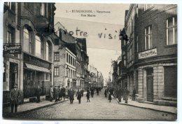 - EUSKIRCHEN - Rue Neuve, Neustrasse, écrite, Magasins, Super Animation, Datée 1927, TBE, Scans. - Euskirchen