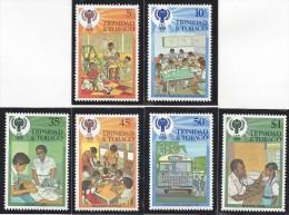 TRINIDAD & TOBAGO INTERNATIONAL YEAR Of The CHILD MNH 1979 - Trinidad Y Tobago (1962-...)
