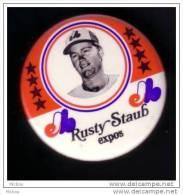 ##2, Canada, Québec, Expos De Montréal, Base-ball, Baseball, Rusty Staub - Béisbol