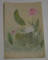 De La Collection Cyrill Riedel Sur Papier 80 Grs, Datée Vers 1890, Format 18x26 - Pastel