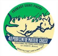 Fromage Saint-Fiacre - 40% - LA CHARITE Nièvre - Fromage