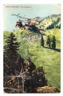 Oberammergau. Purschlinghaus. - Oberammergau