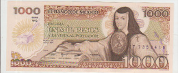 Mexico 1000 Pesos 1984 Pick 81 UNC - Mexico
