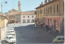 CODEVILLA  VIA UMBERTO I - PAVIA LOMBARDIA CAFE AUTOMOBILES RARE CIRCA 1970 UNCIRCULATED ED. BERRUTTI PRIV. N. 1 - Pavia