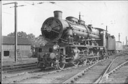 Locomotives Du Nord Machine 4235 - Trains