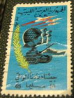 Libya 1970 Revolution Of 1st September 45m - Used - Libya