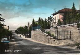 MARCHE-PESARO-VEDUTA BELLISIO SOLFARE UNA VIA - Andere Städte