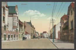 Hungary,  Szolnok, Main Street,   1916. - Hungary