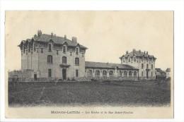 11781 - Maisons Laffitte Les Ecoles Et La Rue Saint-Nicolas - Maisons-Laffitte