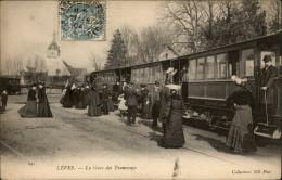 28 - LEVES - Gare Du Tramway - Lèves
