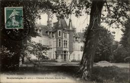 28 - SAINT-CHRISTOPHE - Chateau - France