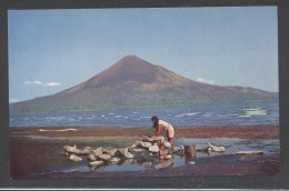 8710-VOLCAN MOMOTOMBO-LAGO DE MANAGUA-NICARAGUA-FP - Nicaragua