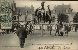 28 - CHATEAUDUN - Concours De Gymnastique - 1911 - Chateaudun
