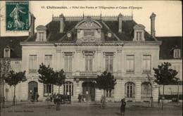 28 - CHATEAUDUN - Poste - Caisse D'épargne - Banque - Chateaudun