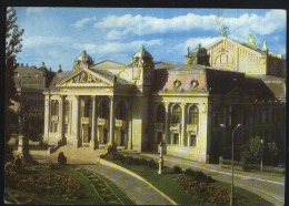 Iasi-National Theatre-Vasile Alecsandri Statue-used,perfect Shape - Monuments