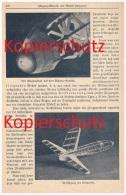 Original Zeitungsbericht - 1926 - Flugzeug - Modelle , Modellbau , Flugzeuge !!! - Flugzeuge & Hubschrauber