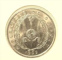 @Y@  Djibouti  1999   20 Franc  (2840) - Djibouti