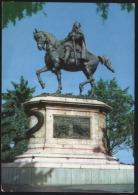 Sculpture-Iasi-E.Fremiet-Stephen De Great Monument-used,perfect Shape - Monuments