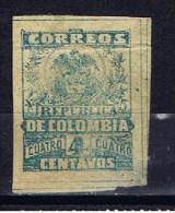 CO+ Kolumbien 1902 Mi 146 B Wappen - Kolumbien