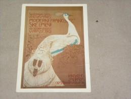Jan Preisler Ancienne Carte Postale - Illustrateurs & Photographes