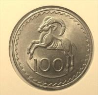 @Y@    Cyprus   100 Mills    1977    Unc  (2846) - Chypre