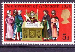 Großbritannien Great Britain Grande-Bretagne - Jahrestage/anniversaries (MiNr: 539/43) 1970  - Postfrisch MNH - Unused Stamps