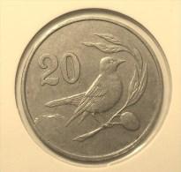 @Y@    Cyprus   20  Cent     1983      (2854) - Cyprus