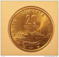 @Y@    Djibouti   20 Franc  1999     (2855) - Djibouti