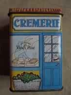 """Ancienne Boite Publicitaire """"Fromage LE VIEUX PANE"""" Crèmerie - Années 80 - - Scatole"""