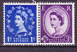 Großbritannien Great Britain Grande-Bretagne - Elisabeth II 8Minr: W 9) 1965  - Postfrisch MNH - Unused Stamps