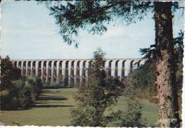 Francia--Chaumont--1962--Le Viaduc--a, Asnieres, Francia - Chaumont