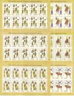 2014. Centenary Of Beginning Of WW I, 6 Sheetlets, Mint/**