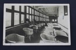 Old Postcard Royal Boat - M/N Infanta Beatriz, Veranda - Spanish Boat/ Ship - Bateaux