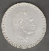 EGITTO POUND 1970 AG SILVER - Egitto