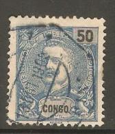 PORTUGESE CONGO    Scott  # 21  VF USED - Portuguese Congo