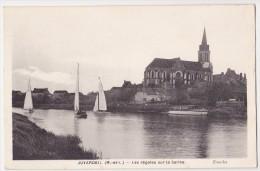 Juvardeil - Les Régates Sur Le Sarthe - Autres Communes