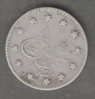 TURCHIA KURUSH 1293 AG SILVER - Turchia