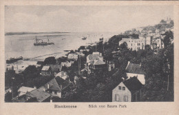 BLANKENESE / BLICK VON BAURS PARK - Blankenese