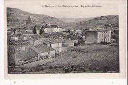 MAGRIE 1 VUE GENERALE DU SUD LA VALLEE DE LIMOUX - Francia