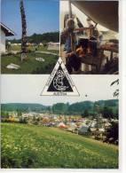 SCOUT-CAMP St. Georgen I.A. , Pfadfinderlagerplatz Eggenberg - Stempel Der Briefmarkenausstellung 1988 - Scouting