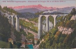 Trein      Bodensee Toggenburgbahn   Stoomtrein            Nr 929 - Tramways