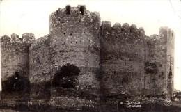 BASARABIA : SOROCA [ FORTERESSE / CETATEA STEFAN CEL MARE ] - CARTE ´VRAIE PHOTO´ / VINTAGE REAL PHOTO ~ 1930 (r-669) - Moldavie