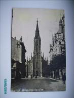 LATVIA  RIGA CHURCH  , OLD POSTCARD , 0 - Letonia