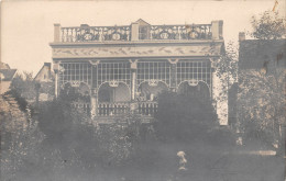 ��  -   Carte-Photo non Situ�e   -  Maison des ann�e 1930  -  Villa � l'Italienne     -  ��