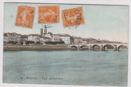 Saône  Et Loire : MACON  : Vue - Macon