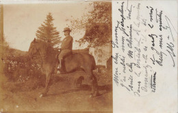 ��  -   Carte-Photo non Situ�e   -  Cavalier , Cheval , Equitation    -  ��