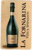 NUOVE LA FORNARINA Vini E Spumanti - Public Practical Advertising