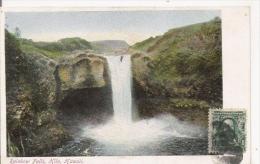 RAINBOW FALLS 9  HILO HAWAII 1907 - Hilo